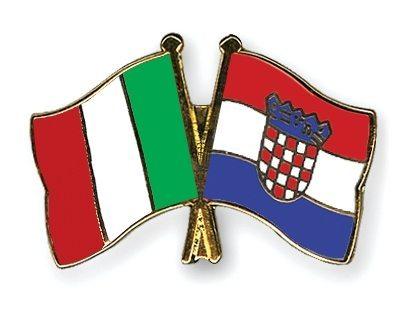 Италия - Хърватия