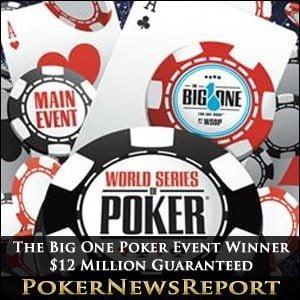The big one poker