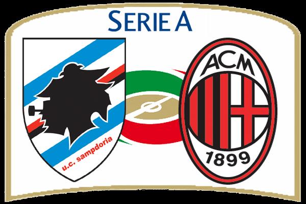 Сампдория срещу Милан