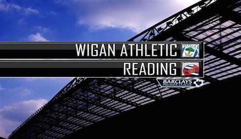 Wigan - Reding