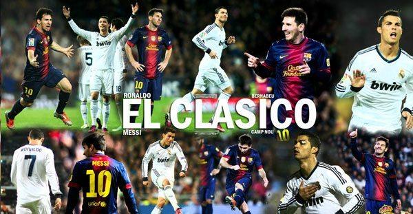 Реал Мадрид срещу Барселона 25.10.14 онлайн от 19:00