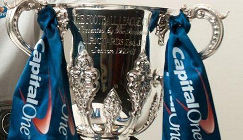 Купа на Лигата, Англия