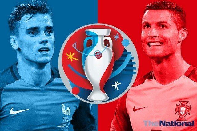 Португалия - Франция, Евро 2016 Финал