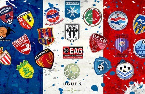 liga france 2