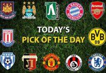 Избор на деня / Pick of the day