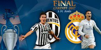 Ювентус - Реал Мадрид, Финал Шампионска лига