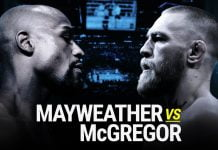 live mayweather vs mcgregor