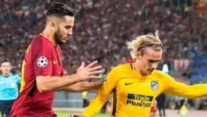 Атлетико Мадрид - Рома, Шампионска лига