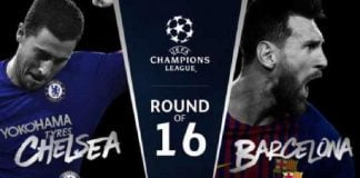 Челси - Барселона