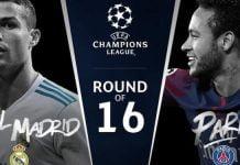 Реал Мадрид - Пари Сен Жармен
