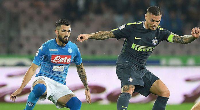 Аталанта Наполи в Серия А