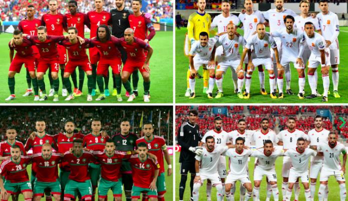 Футболни прогнози Световно първенство по футбол Русия Група В