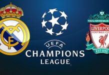 Финал Реал Мадрид - Ливърпул Шампионска лига