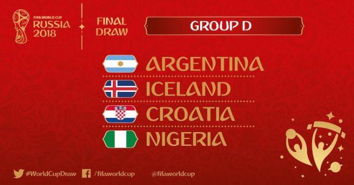 Предварителни прогнози за Група Д от Световното по футбол в Русия