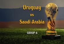 Прогноза за двубоя Уругвай - Саудитска Арабия