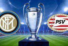 Интер - ПСВ Bet365 Шампионска Лига