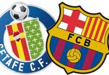 Прогноза за Хетафе - Барселона Ла Лига