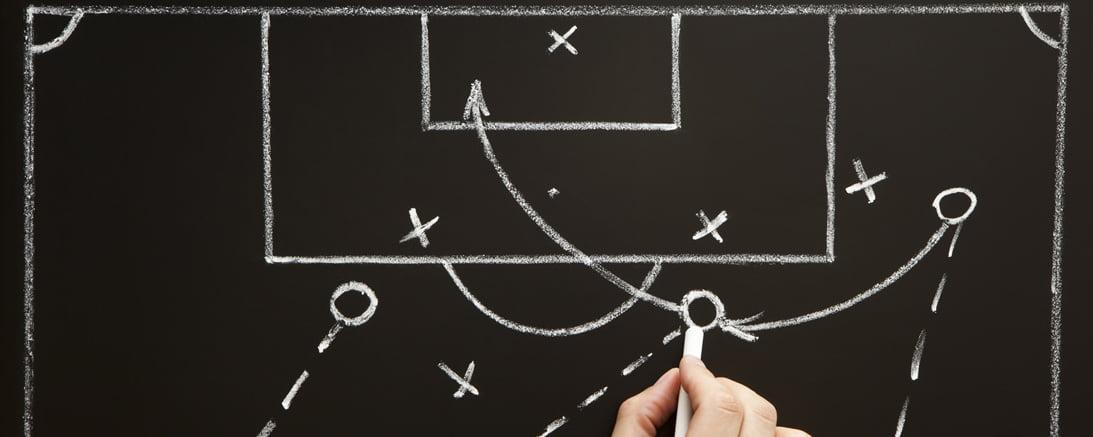 Права колонка за днес - залози на футбол